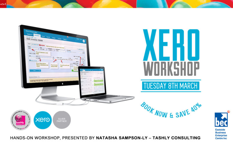 XERO WORKSHOP 8th March 2K16
