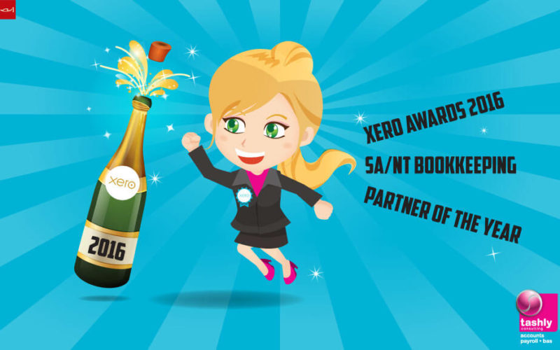 XERO Awards 2016