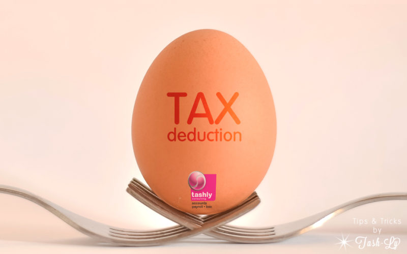 Super Contribution – Tax Deduction