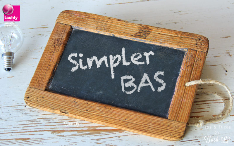 Simpler BAS