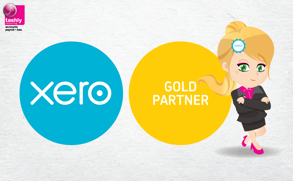 Tashly Consulting Xero Bookkeeper Adelaide - Training with Tash Xero Gold Partner