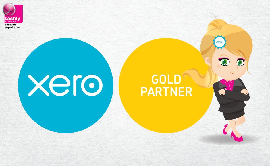 Tashly Consulting Xero Bookkeeper Adelaide - Training with Tash Xero Gold Partner