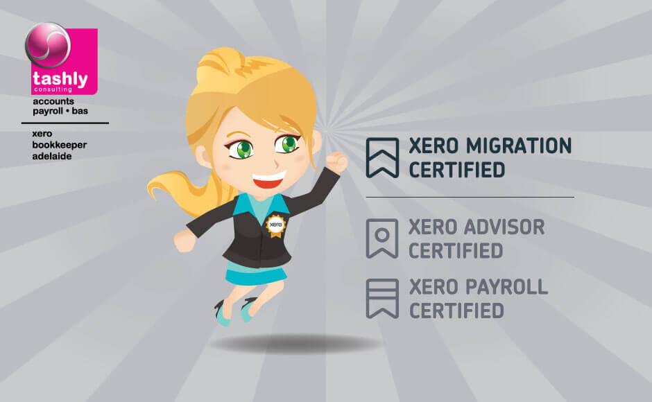 Tashly Consulting - Xero Migration Certified