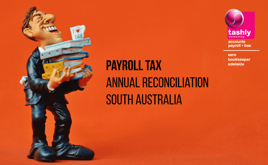 Payroll Tax by Xero Bookkeeper Adelaide
