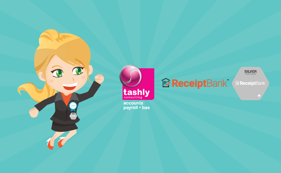 Receipt Bank Silver Partner | Tashly Consulting