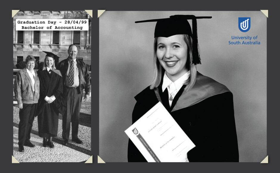 Tashly Consulting | Graduation Day 28th April 1999