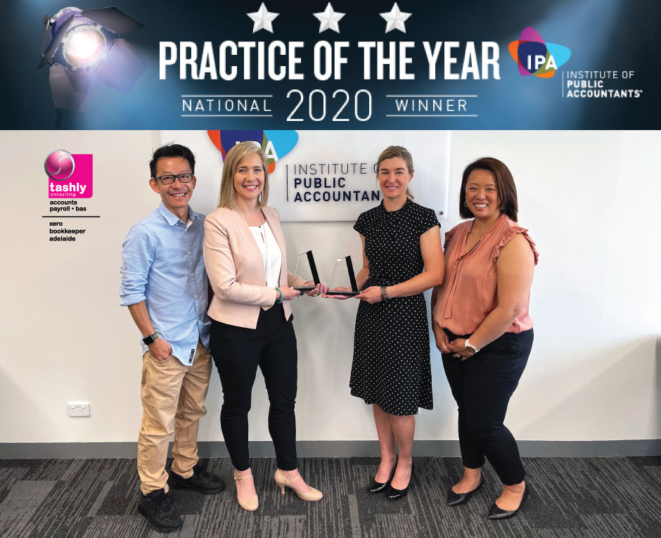 Tashly Consulting | 2020 IPA Practice of the Year National Winner