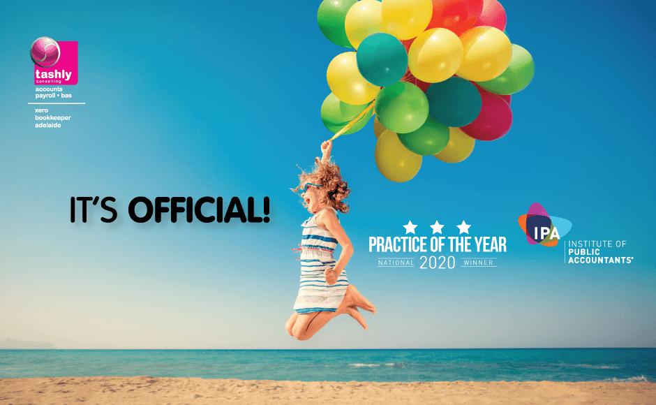 IPA Practice of the Year Award Winner | Tashly Consulting