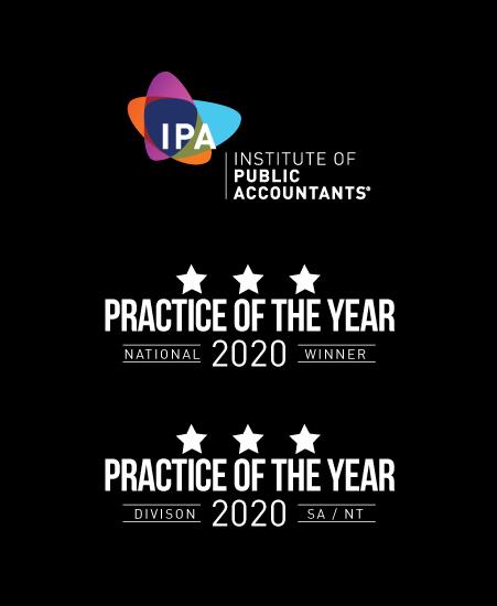 IPA Practice of the Year Award - National & Division SA/NT | Tashly Consulting
